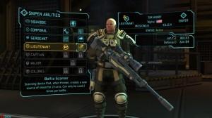 Sniper Skill Tree